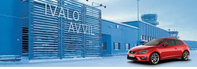 Ivalo Airport Car Rental