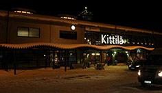 Kittila Airport Front