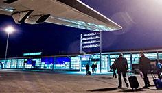 Kokkola Airport Front