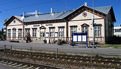 Kokkola Train Station
