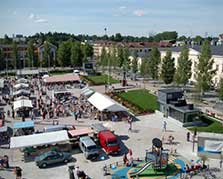 Mikkeli Market Place