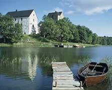 The Castle of Kastelholm
